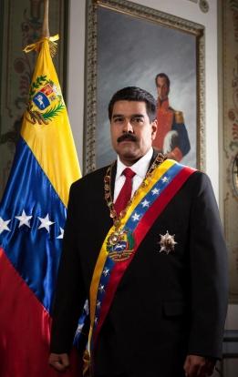 Nicolas-Maduro-Moros